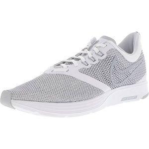 Nike Zoom Strike W9 White/Wolf Grey